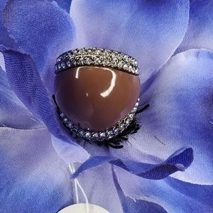 Lia Sophia Kiam Collection Cocktail Ring